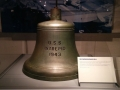 The Decommissioning Bell - Intrepid Sea, Air & Space Museum