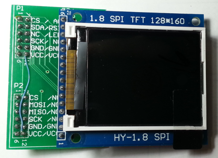 ST7735R_LCD_Controller